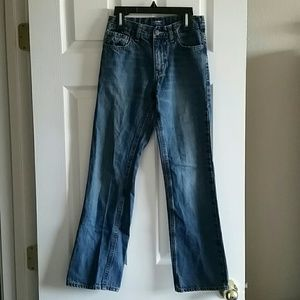 Old Navy boys size 12 slim jeans bootcut